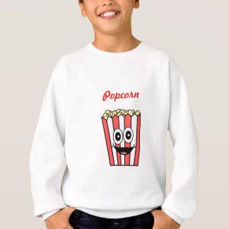 popcorn het glimlachen trui