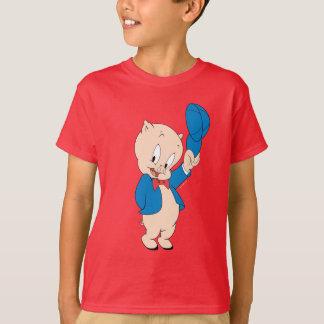 Porky Varken | Golvend Pet T Shirt