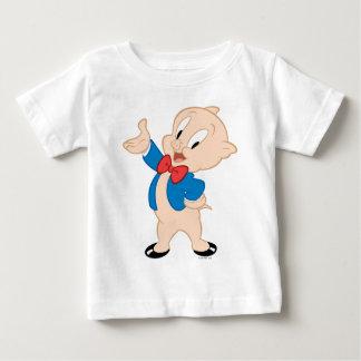 Porky Varken   Schrijver uit de klassieke oudheid Baby T Shirts