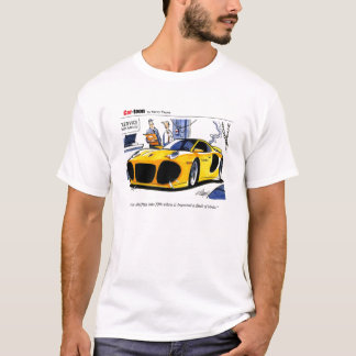 Porsche 911 Turbo T Shirt