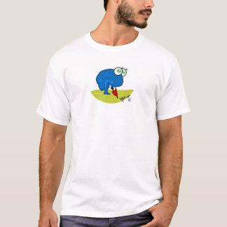 Portier van de Provincie van het Oerwoud T Shirt