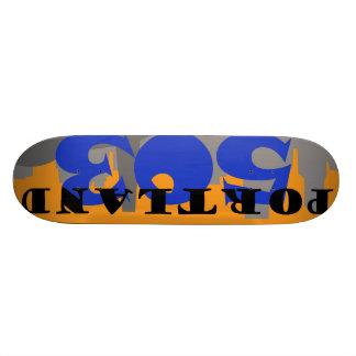 Portland 503 Dek Skateboard Deck