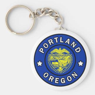 Portland Oregon Sleutelhanger