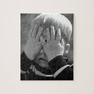 portret puzzel