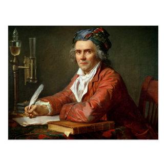 Portret van Alphonse Leroy, 1783 Briefkaart