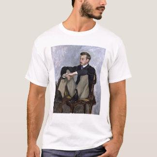 Portret van Auguste Renoir, 1867 T Shirt