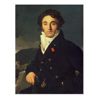 Portret van Charles Cordier 1811 Briefkaart