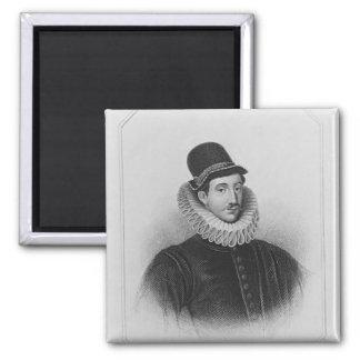 Portret van de 1st Baron Brooke van Fulke Greville Magneet
