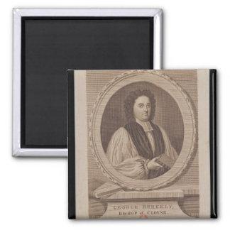 Portret van de Bischop van George Berkeley Magneten
