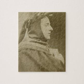 Portret van de Heer John Everett Millais (1829-96) Puzzels