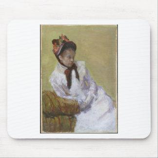 Portret van de Kunstenaar - Mary Cassatt Muismatten