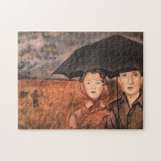 Portret van een Droom Foto Puzzels