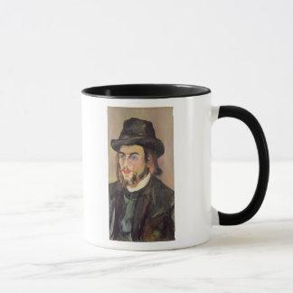 Portret van Erik Satie c.1892 Mok