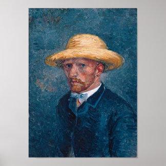 Portret van het Fine Art. van Theo van Gogh Van Poster