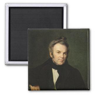Portret van Ivan Lazhechnikov, 1834 Magneet