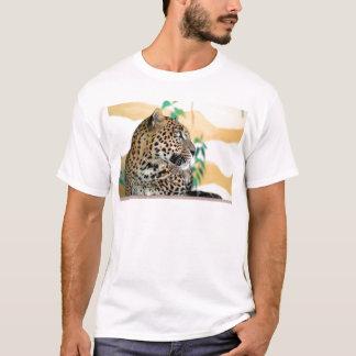 Portret van jaguar t shirt