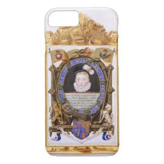 Portret van James VI van Schotland (1566-1625) iPhone 8/7 Hoesje