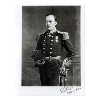 Portret van Kapitein Robert Falcon Scott Briefkaart