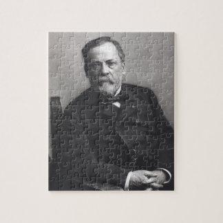 Portret van Louis Pasteur door Nadar (Datum Puzzel