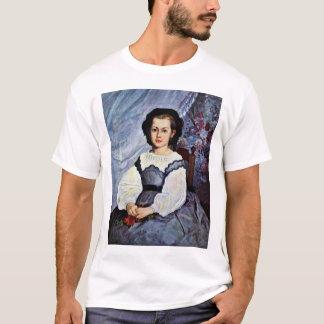 Portret van Mademoiselle Snijsla Lancaux T Shirt