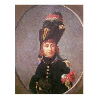 Portret van Prince Eugene DE Beauharnais Briefkaart
