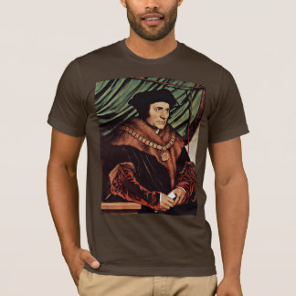 Portret van Thomas MoreBy Hans Holbein The Jonger T Shirt