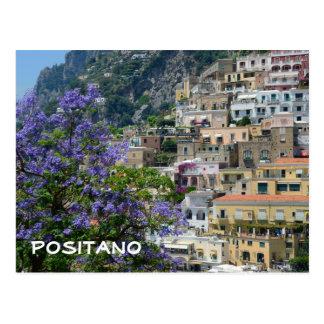 Positano, Italië Briefkaart
