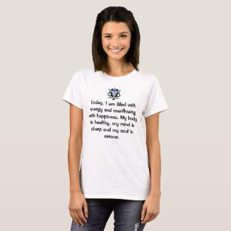Positieve Bevestiging T Shirt