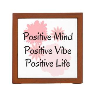 Positieve Mening, Positieve Vibe, het Positieve Pennenhouder