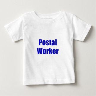 Post Arbeider Baby T Shirts