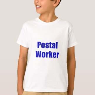 Post Arbeider T Shirt