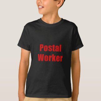 Post Arbeider T Shirt