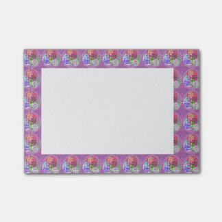 "Post-It® neemt nota 4"" x 6"" van Kunst door NOVINO Post-it® Notes"