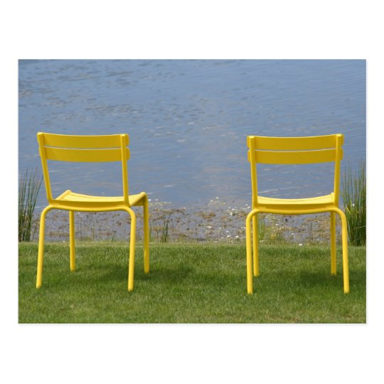 Postcard: Two Chairs Briefkaart