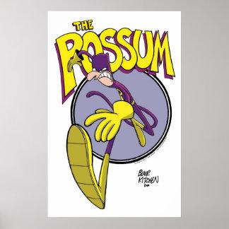 Poster 2010 van het Opossum