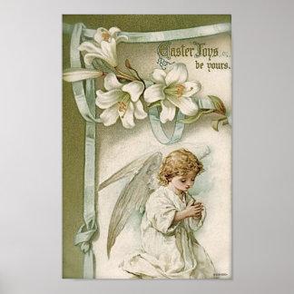 Poster: De Vreugden van Pasen Poster