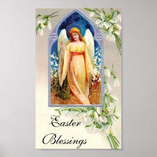Poster: De Zegen van Pasen Poster