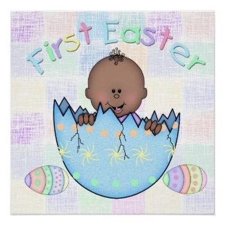 poster van de Jongen van het Baby van de 1st Pasen