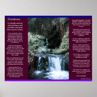 Posters 7 van de Watervallen van WENSEN