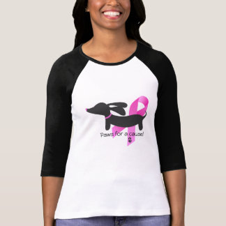 Poten voor een Oorzaak | Kanker | van de Borst T Shirt