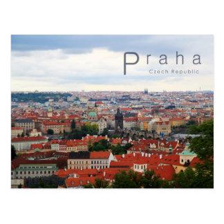 Praag 001, Tsjechische Foto Briefkaart