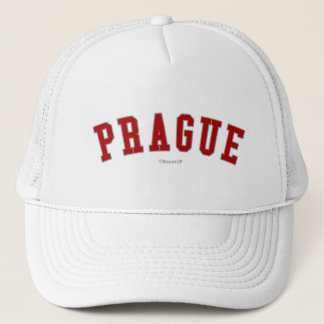 Praag Trucker Pet