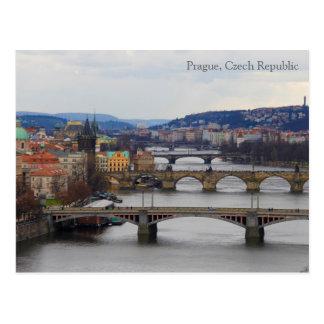 Praag, Tsjechische Republiek Briefkaart