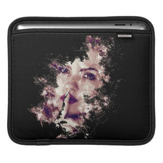 Prachtig Horizontaal iPadstootkussen iPad Beschermhoezen