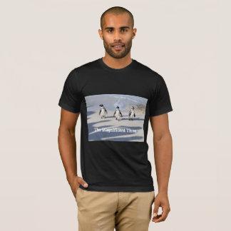 """""""Prachtige Drie"""" Penquins T Shirt"""