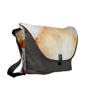 Prachtige fee met zwaan courier bag