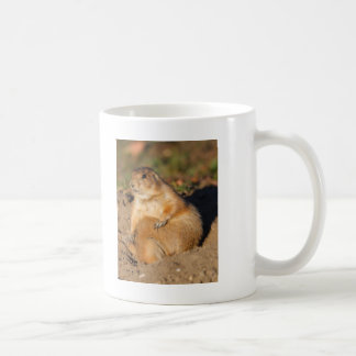 prairiehond koffiemok