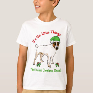 Predikant Russell Terrier Christmas Gifts T Shirt