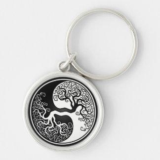 Premie om Yin Yang Keychain Sleutelhanger