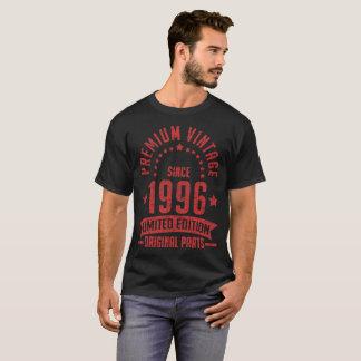premie wijnoogst sinds 1996 beperkte t shirt